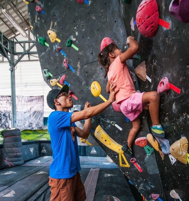 After School Climbing Program