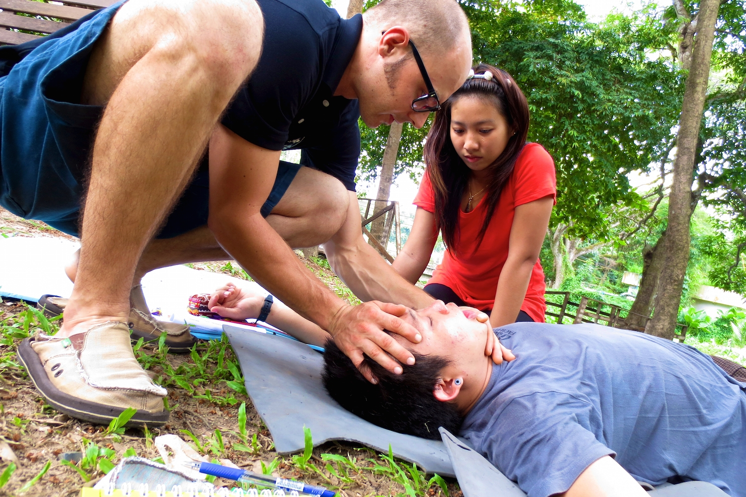 Advanced First Aid (WAFA)