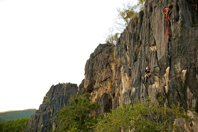 Crazy Horse Adventures With Chiang Mai Rock Climbing Adventures