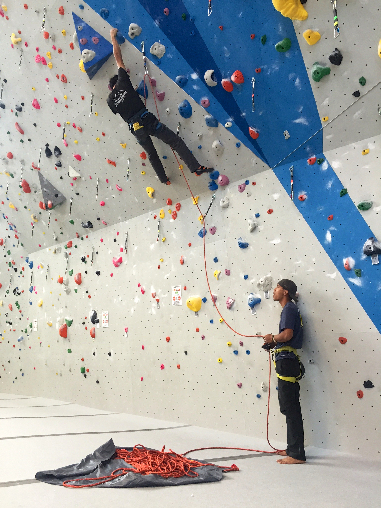 Climbing wall instructor certification program 1betcityfo Image collections