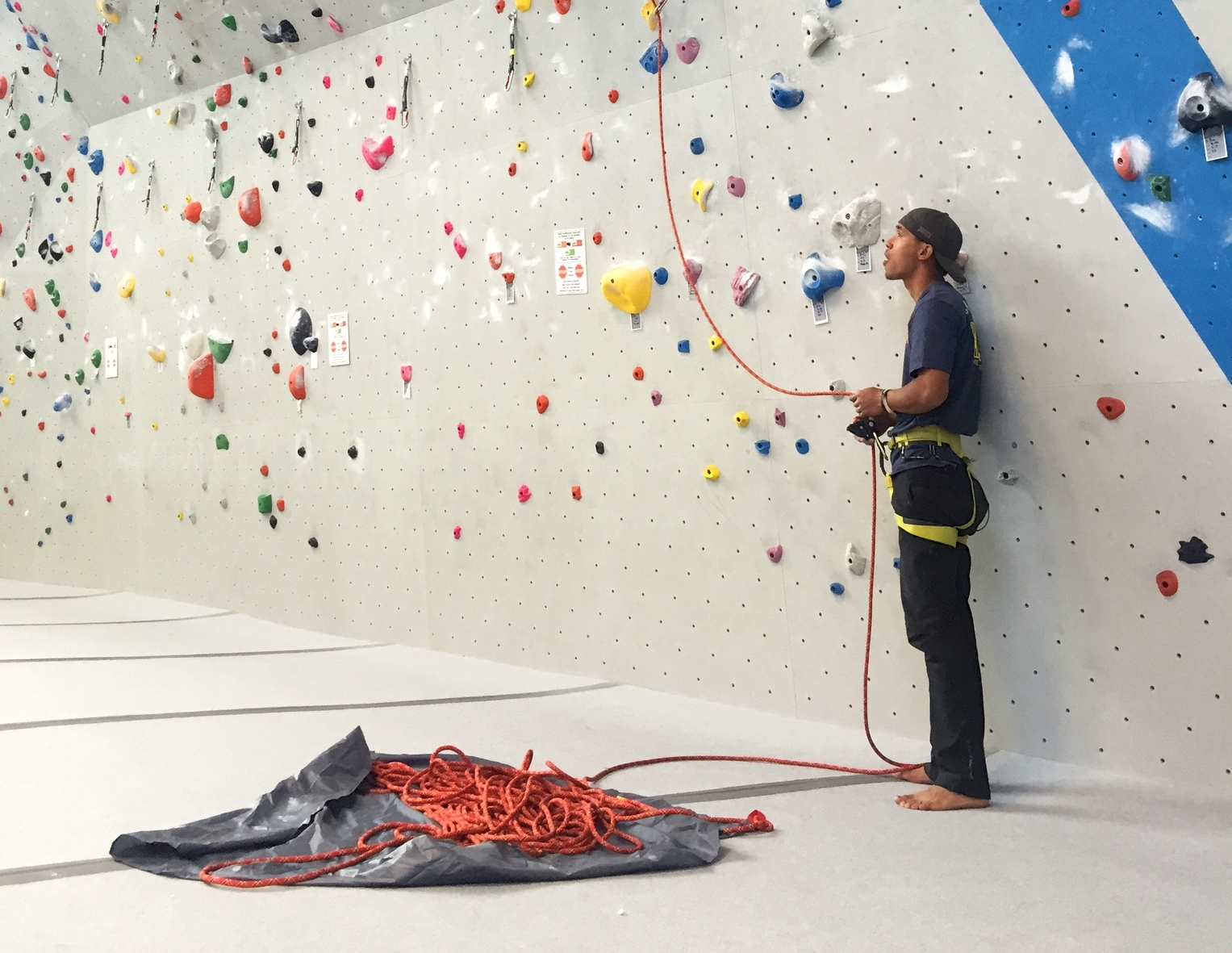 CWA Climbing Wall Instructor Certification