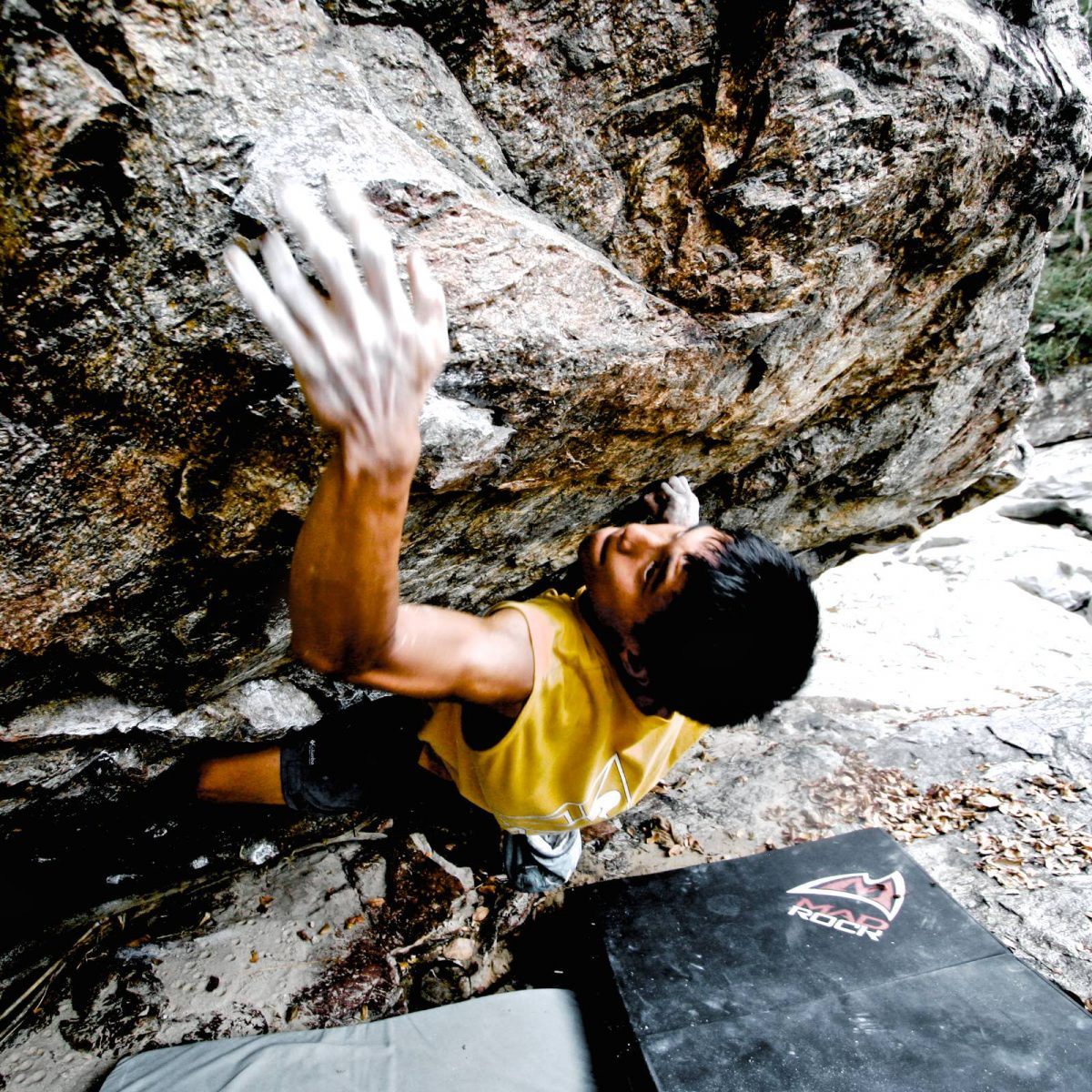 Add Bouldering in Ob Khan