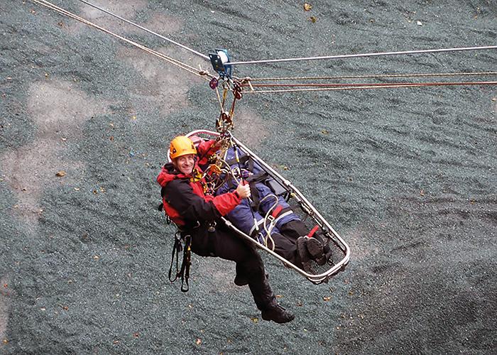 Technical Rope Rescue – Technician