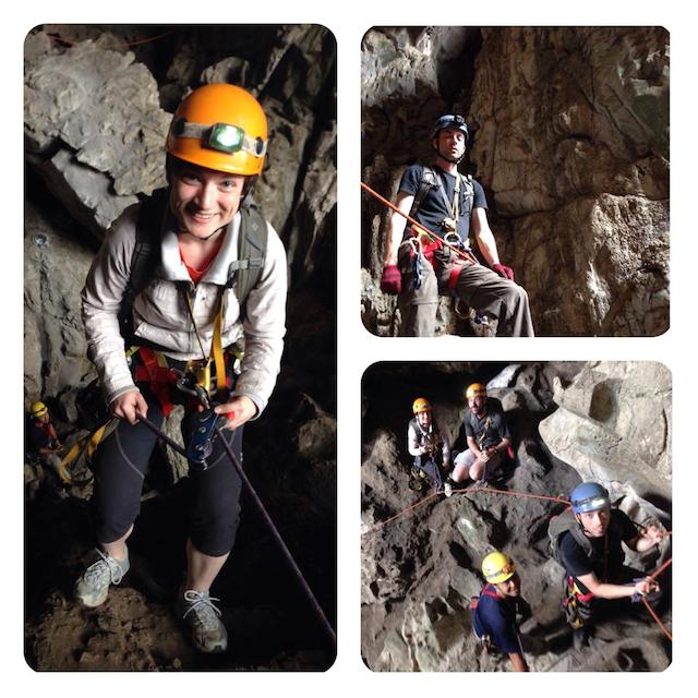 Intro to Caving was great!