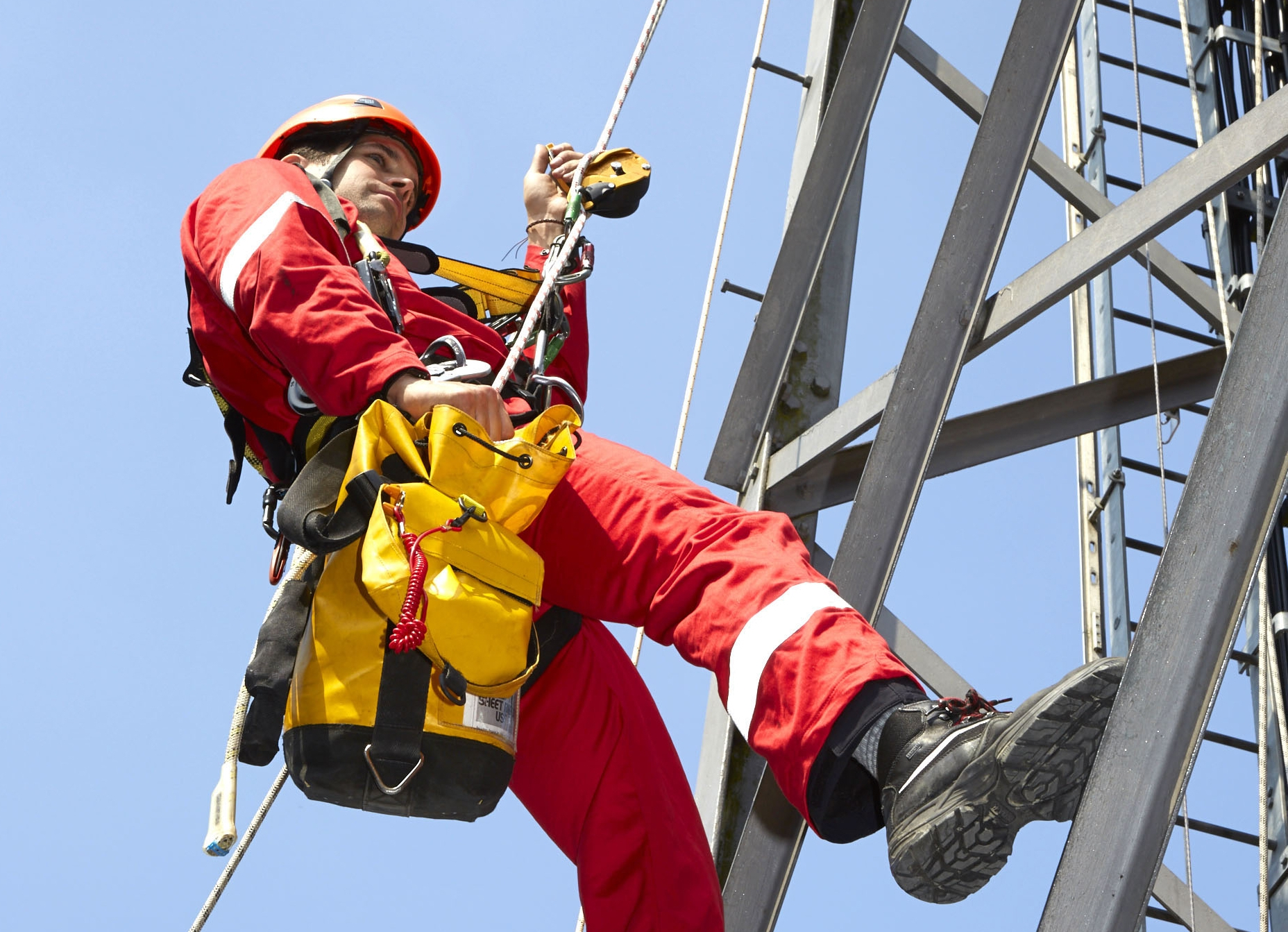 Tower Climbing, Safety & Rescue