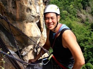Safe, highly trained, lead climbing experience