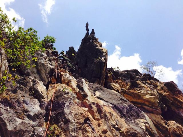 Escape the Bangkok Protests, Come Climbing in Chiang Mai!