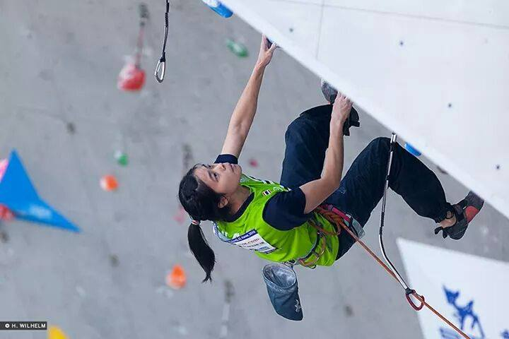 Getting to Know Puntarika (Mean) Tunyavanich, Thailand's national team climber
