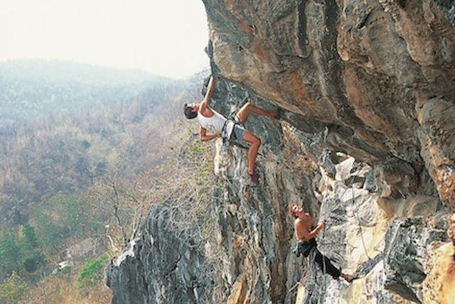 Multi-Pitch Climbing