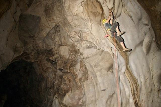 Exploratory Caving